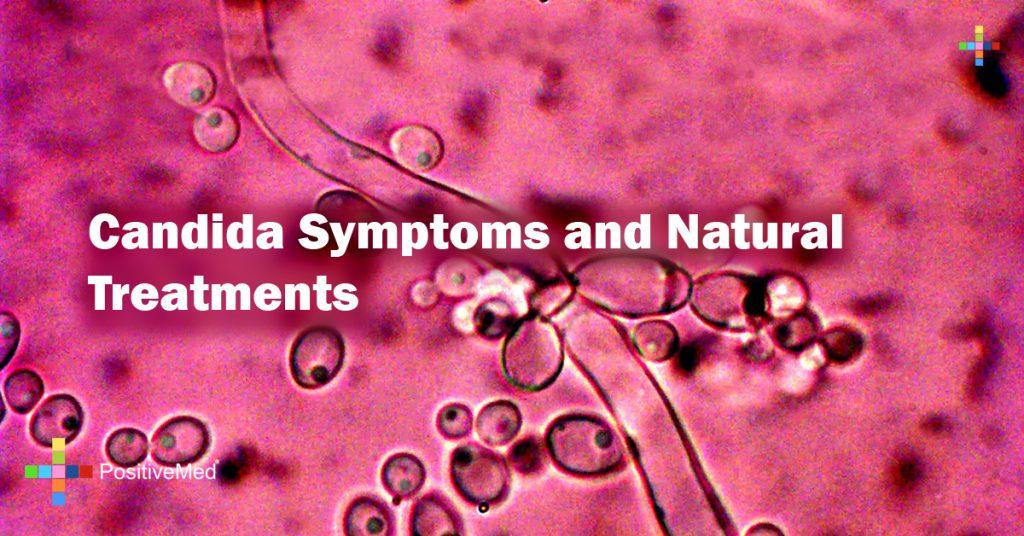 Candida Symptoms and Natural Treatments