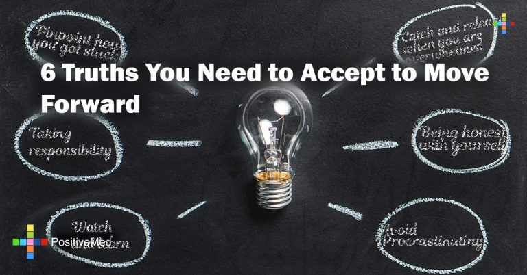6 Truths You Need to Accept to Move Forward