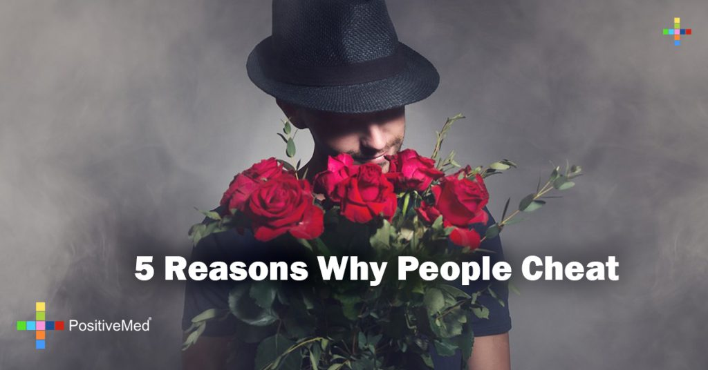 5 Reasons Why People Cheat