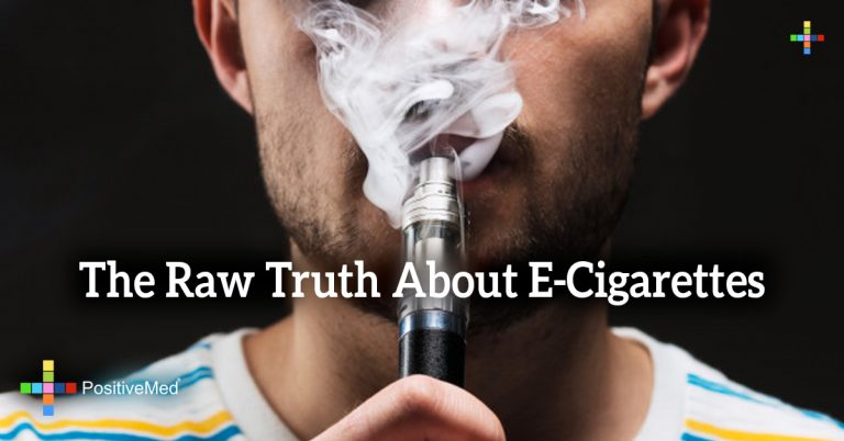 The Raw Truth About E-Cigarettes