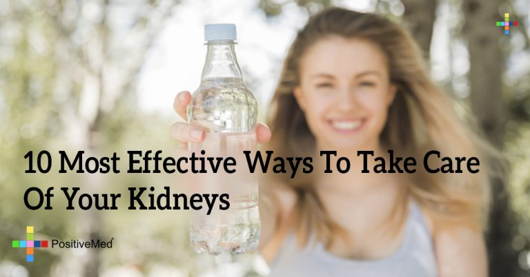 10 Most Effective Ways To Take Care Of Your Kidneys