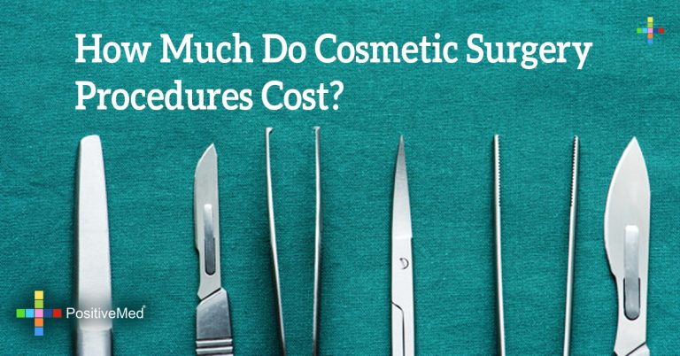 How Much Do Cosmetic Surgery Procedures Cost?