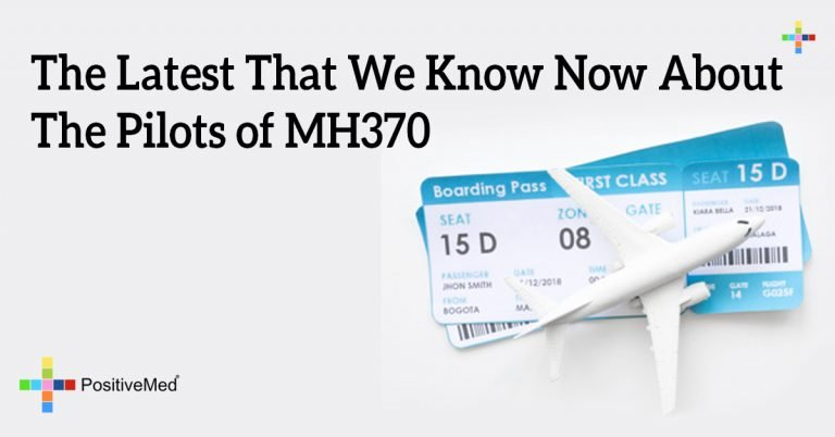 The Latest That We Know Now About The Pilots of MH370