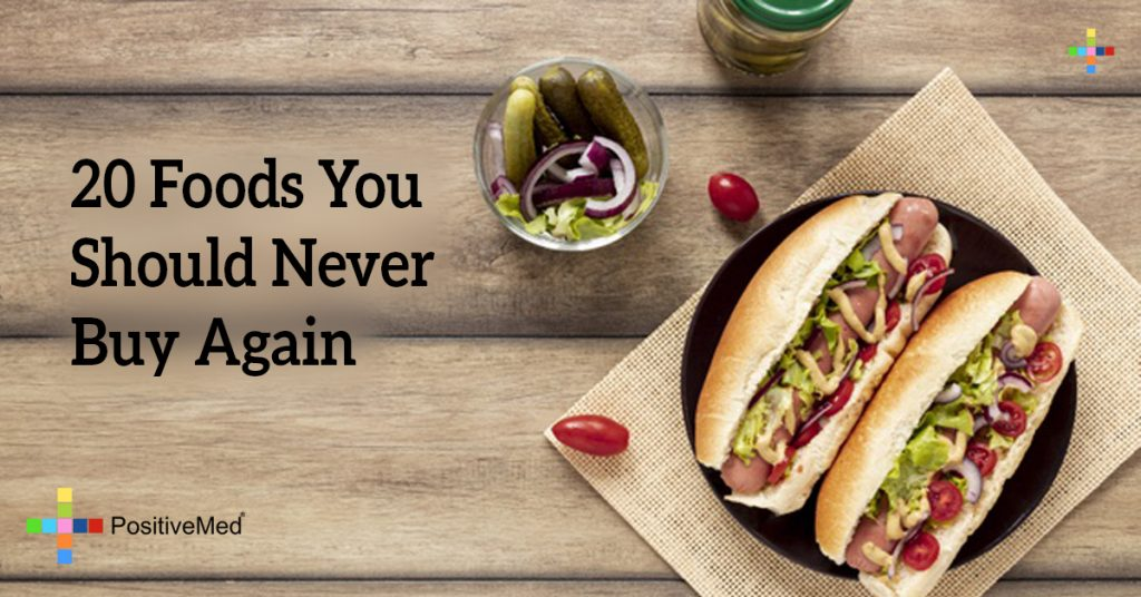 20 Foods You Should Never Buy Again