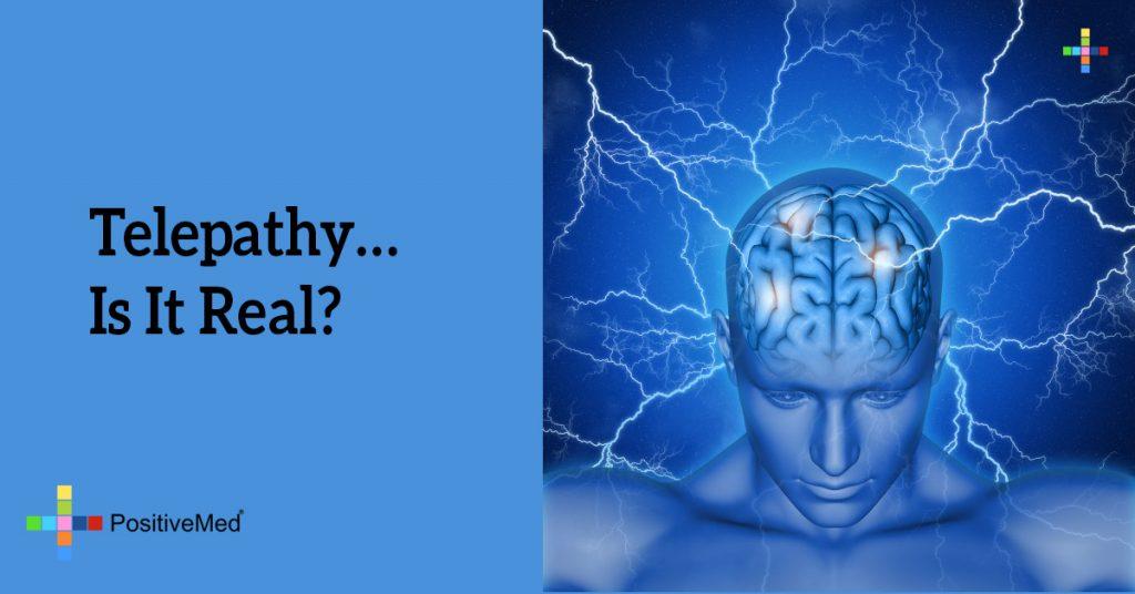 Telepathy... Is It Real?