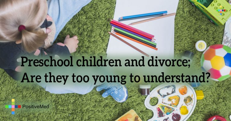 Preschool children and divorce; Are they too young to understand?