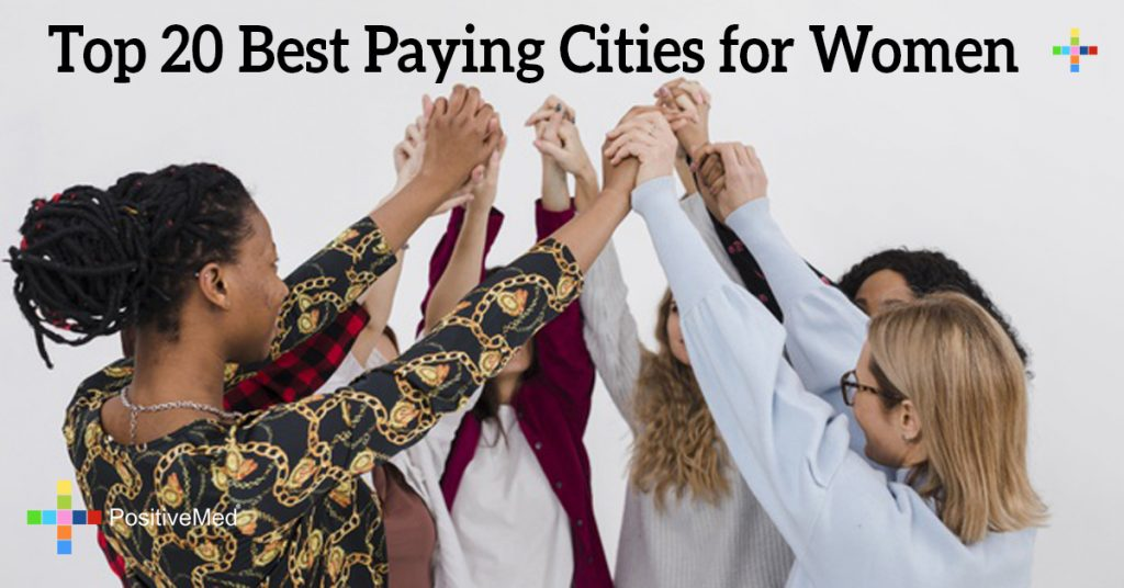 Top 20 Best Paying Cities for Women