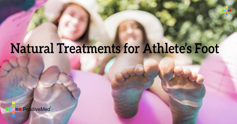 Natural Treatments for Athlete's Foot