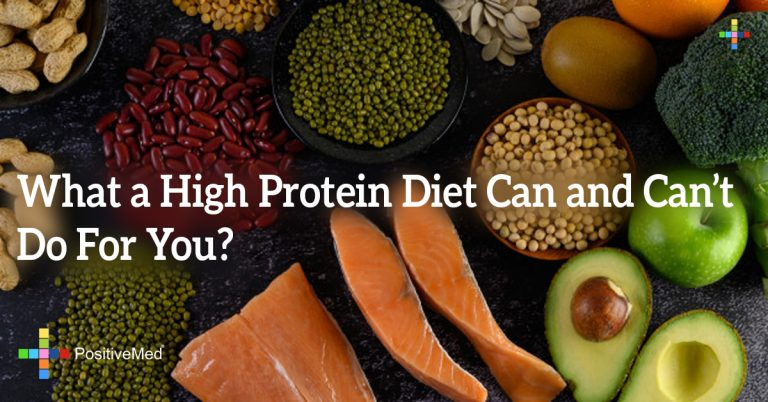 What a High Protein Diet Can and Can't Do For You?