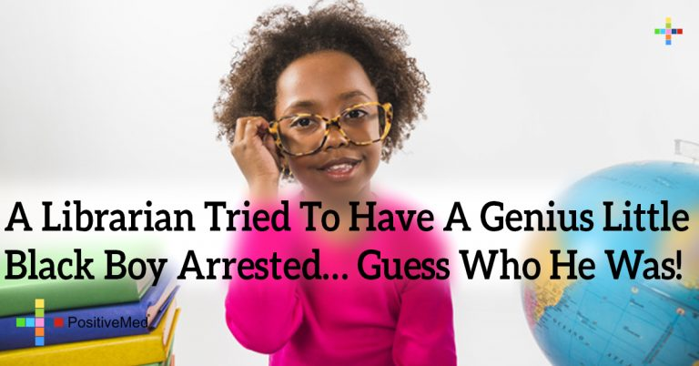 A Librarian Tried To Have A Genius Little Black Boy Arrested… Guess Who He Was!