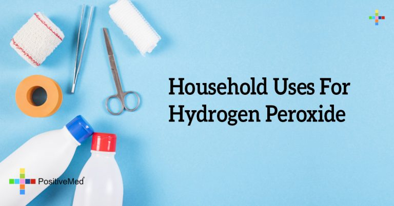 Household Uses For Hydrogen Peroxide