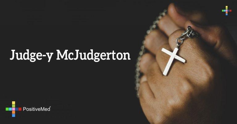 Judge-y McJudgerton