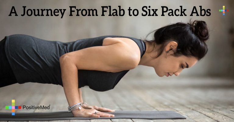 A Journey From Flab to Six Pack Abs