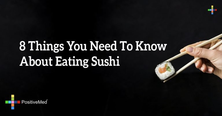 8 Things You Need To Know About Eating Sushi