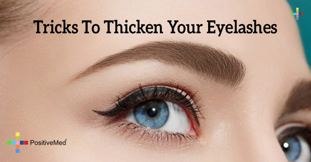 Tricks To Thicken Your Eyelashes