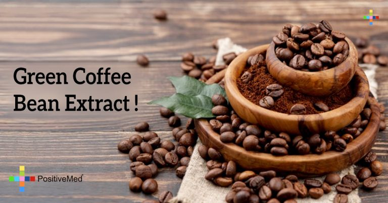 Green Coffee Bean Extract !