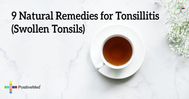 9 Natural Remedies for Tonsillitis (Swollen Tonsils)