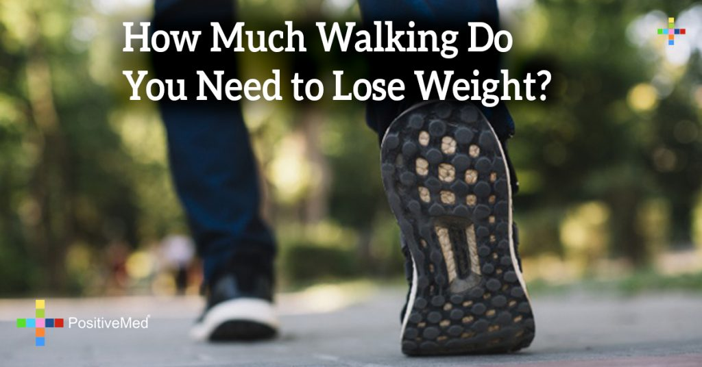 How Much Walking Do You Need to Lose Weight?