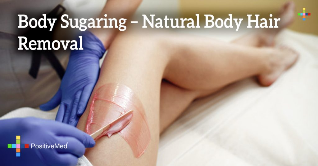 Body Sugaring - Natural Body Hair Removal