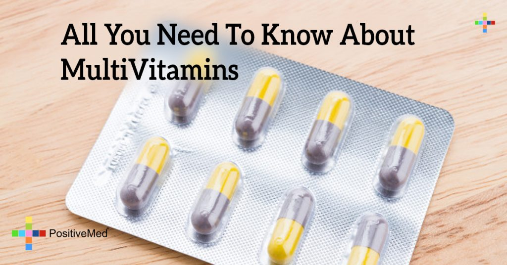 All You Need To Know About MultiVitamins