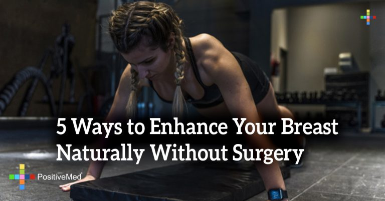 5 Ways to Enhance Your Breast Naturally Without Surgery