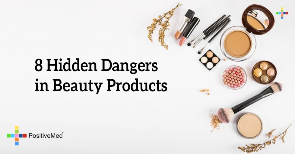 8 Hidden Dangers in Beauty Products