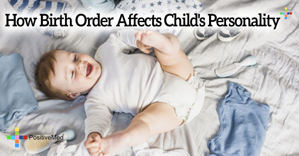 How Birth Order Affects Child's Personality