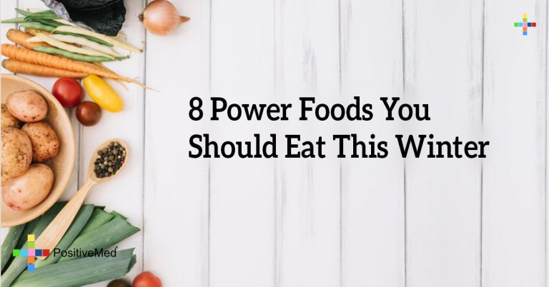 8 Power Foods You Should Eat This Winter