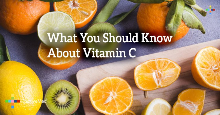 What You Should Know About Vitamin C