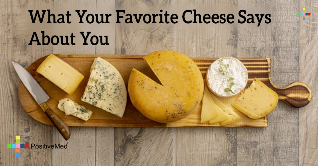 What Your Favorite Cheese Says About You