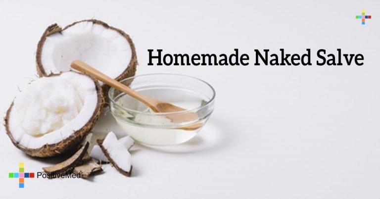 Homemade Naked Salve