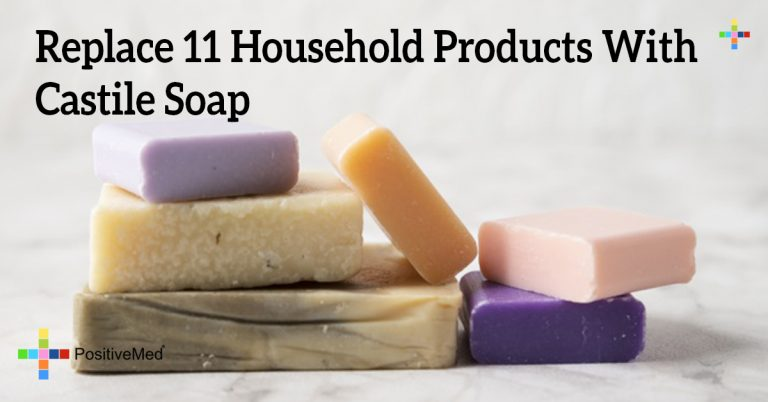 Replace 11 Household Products With Castile Soap