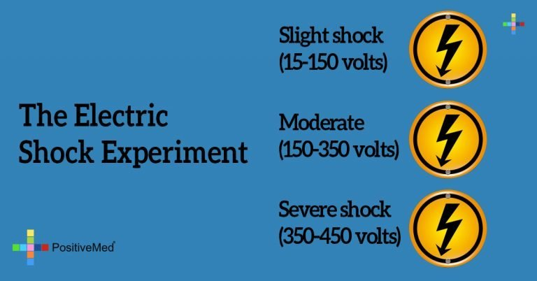 The Electric Shock Experiment