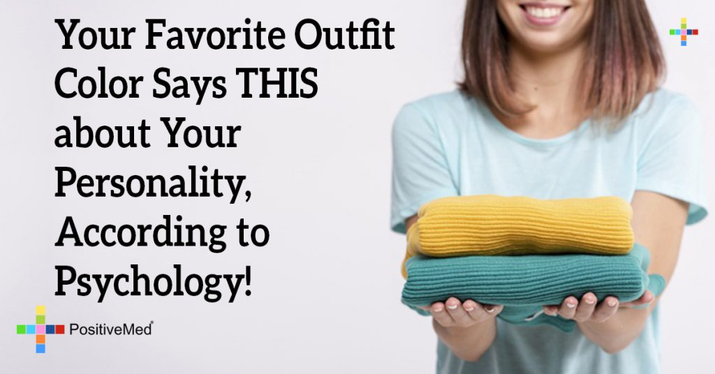 Your Favorite Outfit Color Says THIS about Your Personality, According to Psychology!