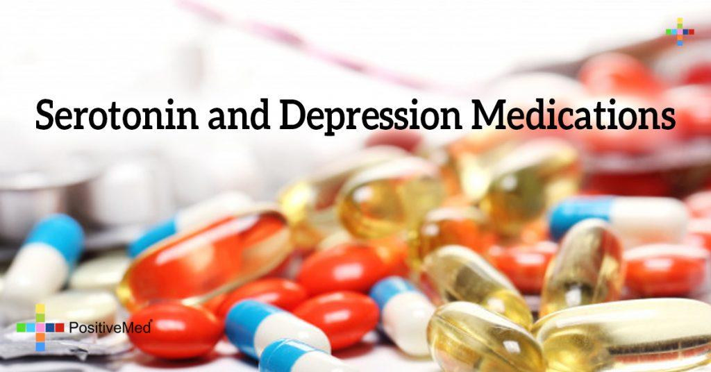 Serotonin and Depression Medications