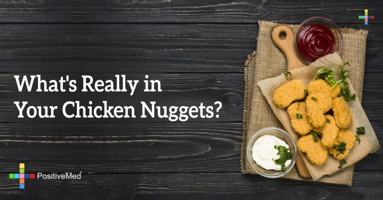 What's Really in Your Chicken Nuggets?
