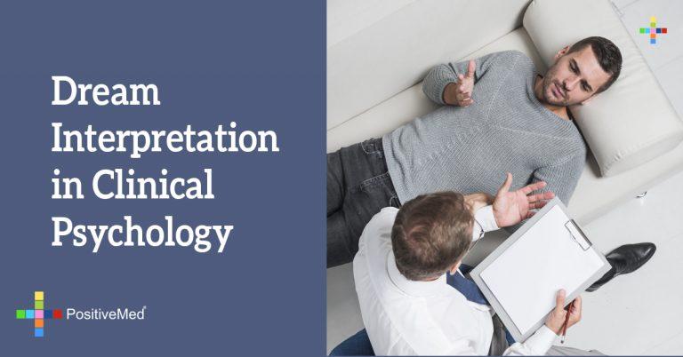 Dream Interpretation in Clinical Psychology