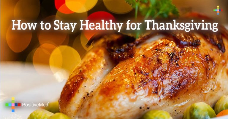 How to Stay Healthy for Thanksgiving