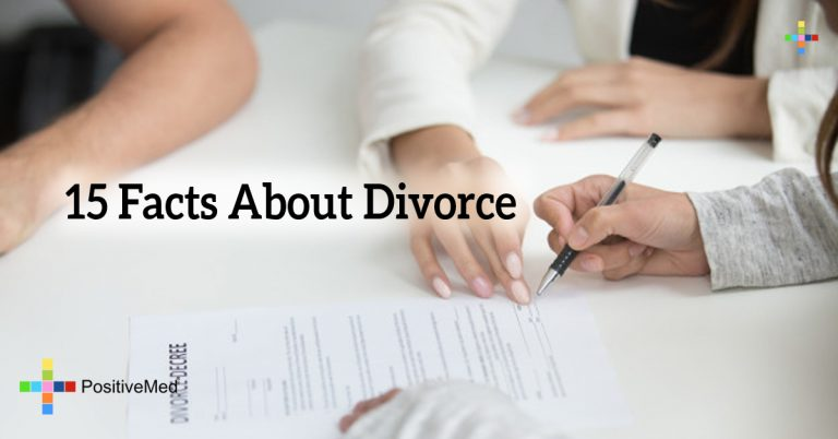 15 Facts About Divorce