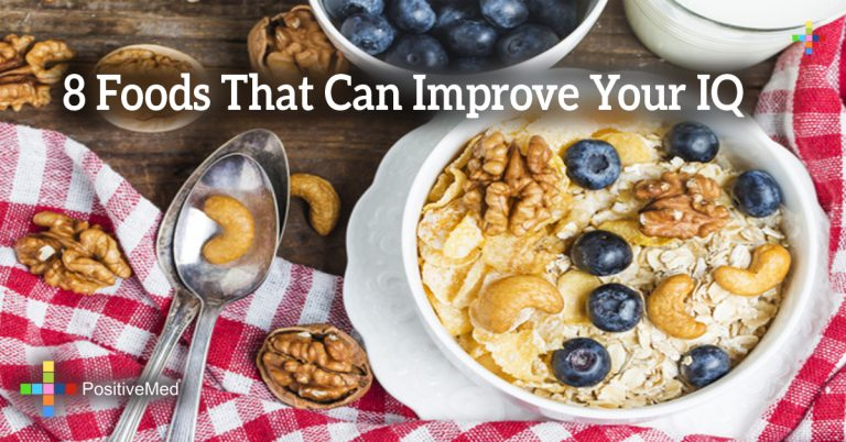 8 Foods That Can Improve Your IQ
