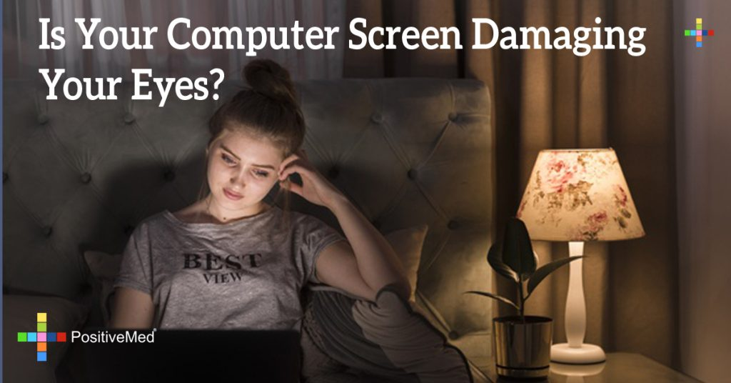 Is Your Computer Screen Damaging Your Eyes?