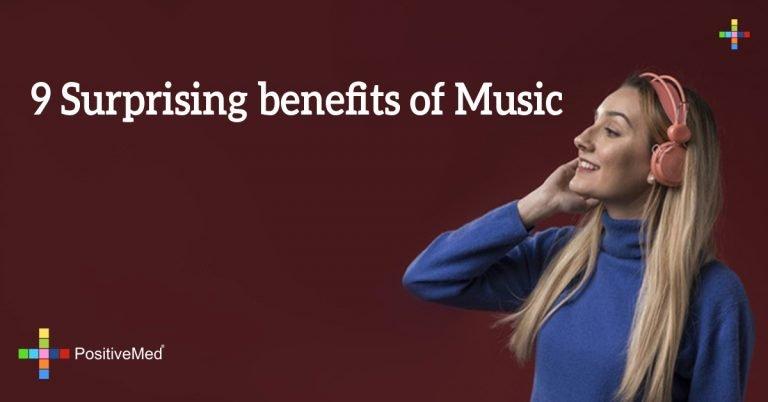 9 Surprising benefits of Music