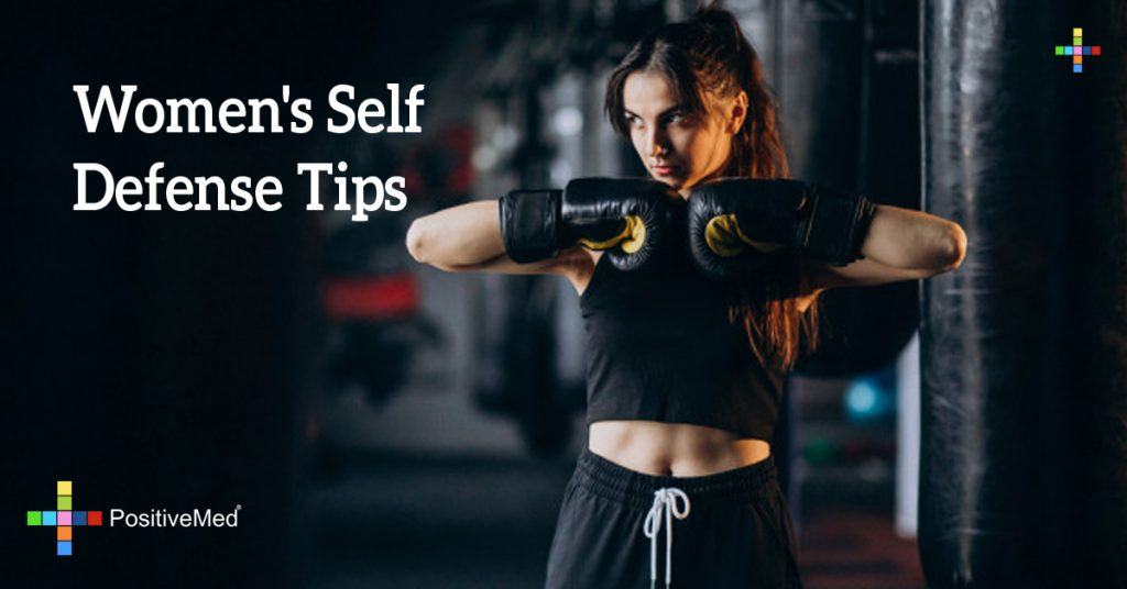 Women's Self Defense Tips