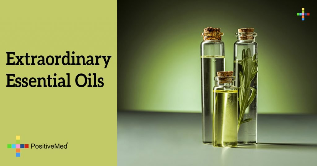 Extraordinary Essential Oils