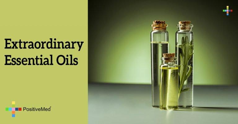 Extraordinary Essential Oils