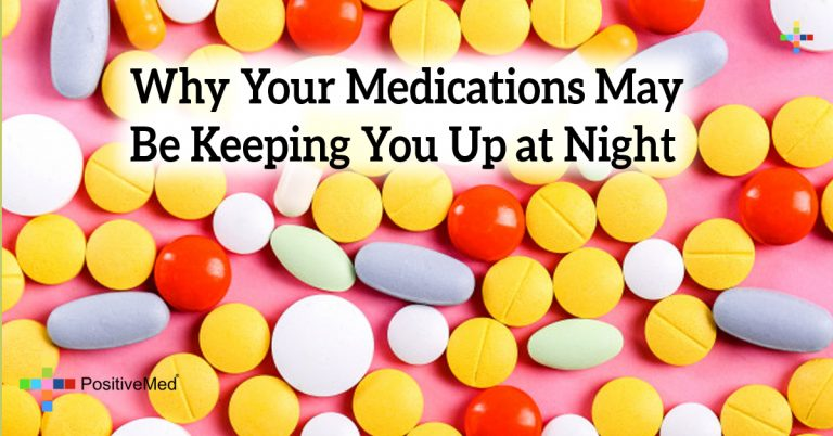 Why Your Medications May Be Keeping You Up at Night