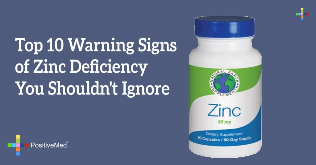 Top 10 Warning Signs of Zinc Deficiency You Shouldn't Ignore