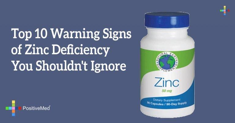 Top 10 Warning Signs of Zinc Deficiency You Shouldn't Ignore