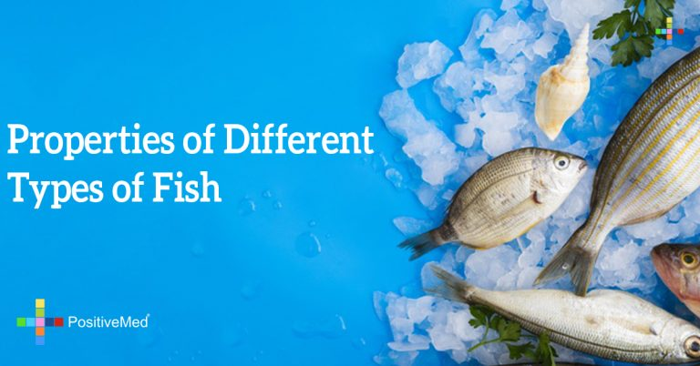 Properties of Different Types of Fish