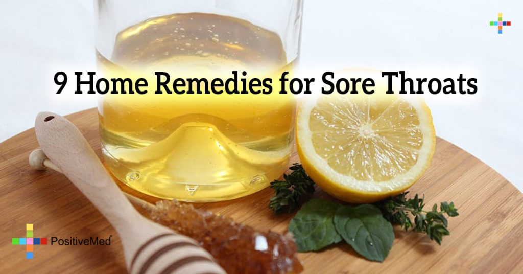 9 Home Remedies for Sore Throats